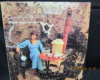 "Judy Collins ""In My Life"" - Elektra Records"