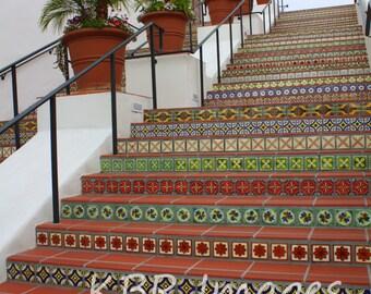 Santa Barbara Stairs