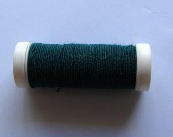 "Thread for shirring ""Baufil"" dark green"