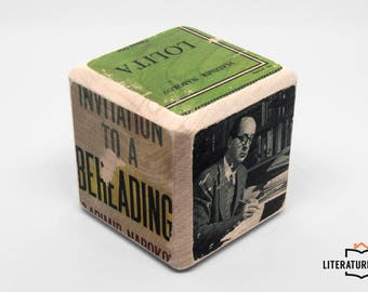 Writer's Block: Vladimir Nabokov