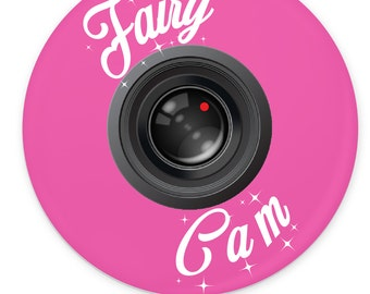 Fairy Cam Badge