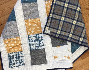 Pippin Baby Quilt