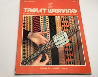 Tablet Weaving step by step