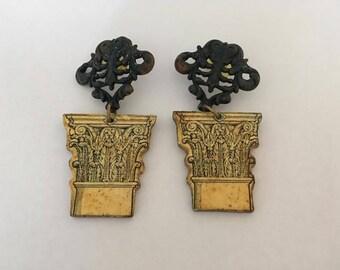 Artsy Statement Earrings