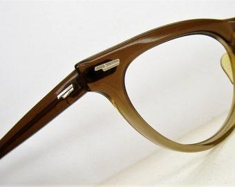 vintage Shuron 50s 60s sunglasses eyeglasses
