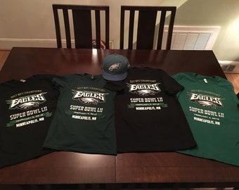 Philly NFC Championship Tees