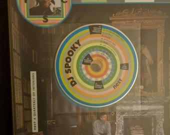 DJ Spooky CD cover Nest Magazine interior design decor 1990s