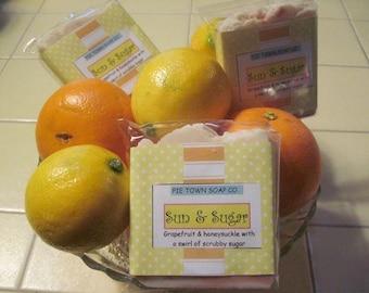 B&B Guest Soap sampler pack    Air BB mini soaps