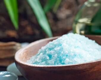 8oz Natural Bath Salts