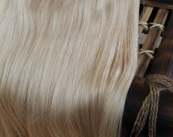 """14-16"""" 200g Magic-HALO-Miracle wire Angels human hair extensions. LAYERED. WoW!!"""