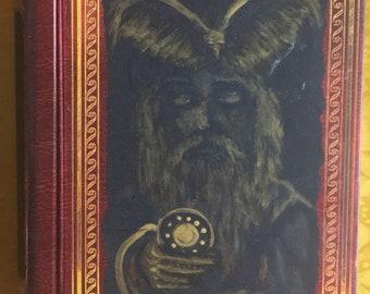 Fairy King Keepsake Book Art