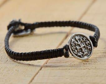 Winner Amulet Hand Woven Bracelet