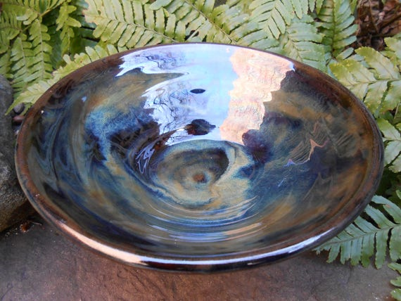Rainforest Ceramic Bowl
