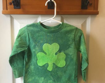 St. Patrick's Day Shirt, Shamrock Shirt, Kids St. Patrick's Day Shirt, Kids Shamrock Shirt, Irish Kids Shirt, Green Shamrock Shirt