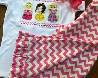 Pretty PRINCESS SET- Girls- Quick Shipping-Magical Vacations- Character Designs- Princess events- Princess Birthdays- Girls birthday