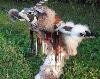 Peregrine Falcon Manitou (Spirit or Totem)