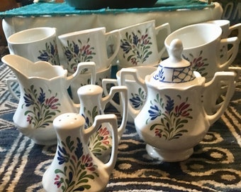 1970's Vintage Lot of 15 Pieces of English China