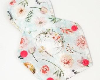 Moderate Thong 7 inch Reusable Cloth Pad - PUL
