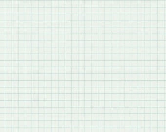 Windham Heather Givans Jot Blue White Graph Paper Gray 50458-11 Fabric BTY