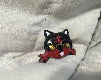 Litten Pokemon pin