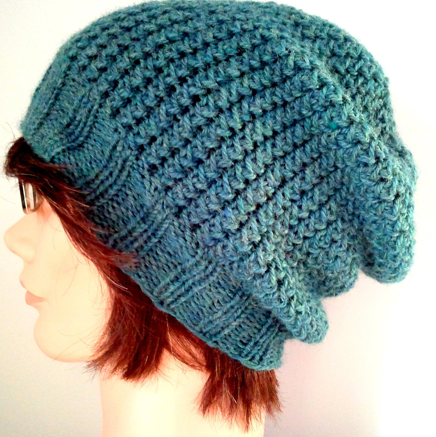KNITTING PATTERN // PDF instant download // worsted weight