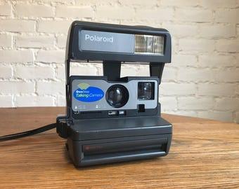 Working Polaroid OneStep Talking Camera