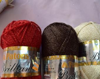 Patons Brilliant Colors