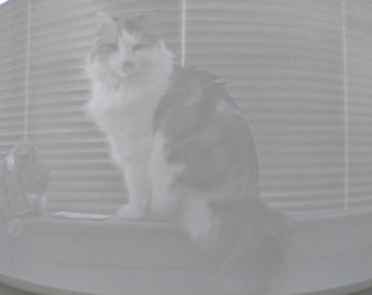 Bespoke 3D Printed Lithophane Picture, up to 200mm height (portrait) or width (landscape)