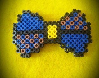 Hogwarts House Pixel Bows