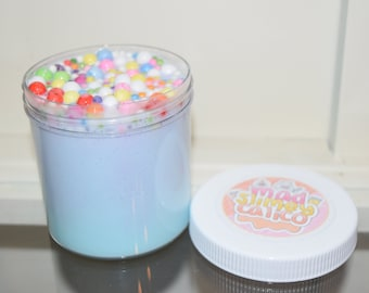 Unicorn Cereal Crunchy Slime Multi Color (SCENTED)