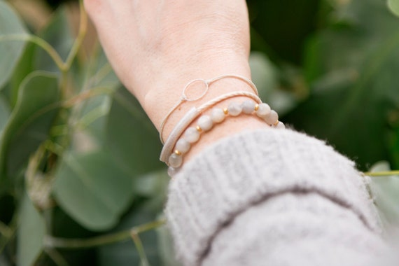 Bracelets handmade in Montreal