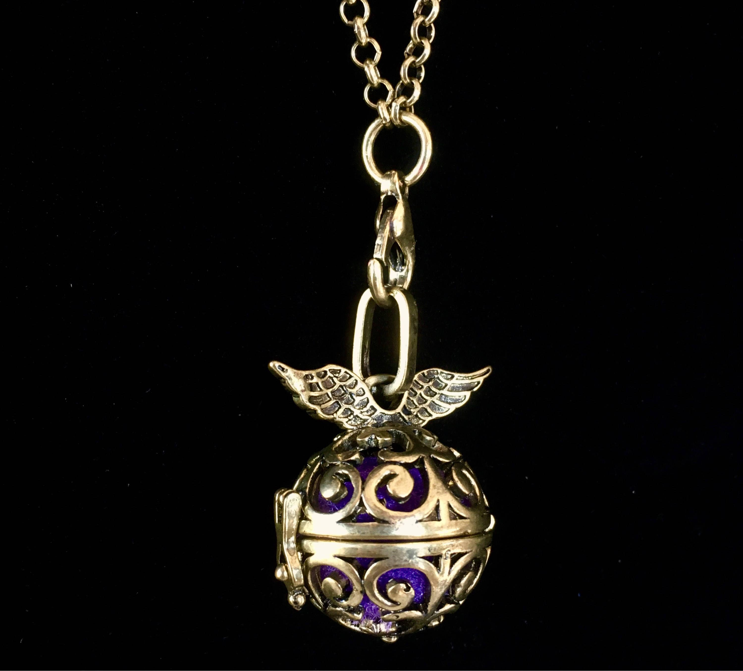 tree products oil pendant diffuser essential stainless steel with locket necklace life chain profil of adjustable