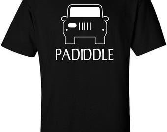 Padiddle Headlight Out T-Shirt AKA Popeye