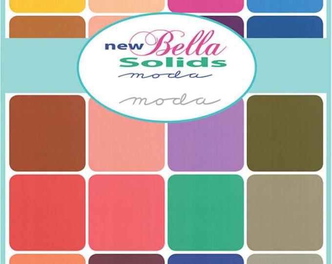 Moda Bella Solids 2017 27 x FQ bundle