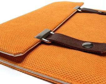 iPad case - orange