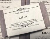 Lilac Soap, Handmade soap...