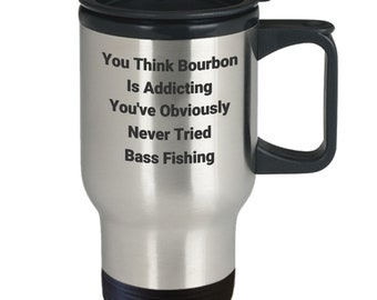 You Think Bourbon Is Addicting You've Never Tried Bass Fishing