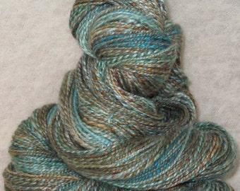 Handspun Yarn - Merino and Silk