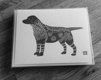Notecards Boxed- Zen Design Collection 2