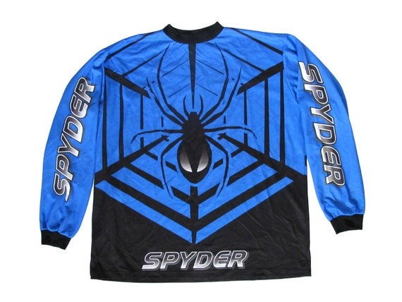 Spyder All Over Print L/S Jersey
