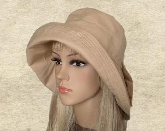 Cotton cloche hats, Suns hats womens, Hats sun cotton, Beach hats women, Summer hats women, Sun hats for women, Women's fabric hats