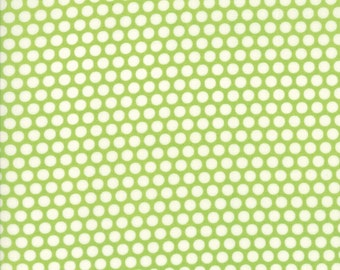 Bonnie and Camille Basics - Bliss Dot Green