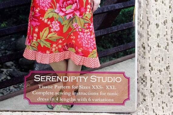 Serendipity Studio Nr. 129 Juliet Nouveau Misses Kleid