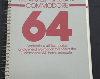 Compute's First Book of Commodore 64