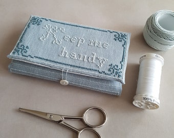 Keep me handy needle book. Instant download PDF