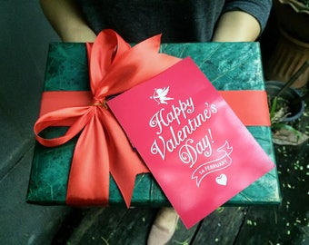 Valentines Day Gift for Her // Gift for Mom // Valentines Day Gift for Wife / Girlfriend / Teacher