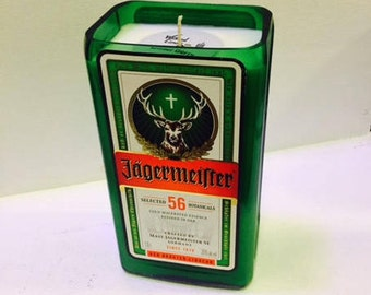 Jagermeister Soy Candle