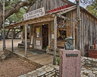 Luckenbach Post Office and General Store