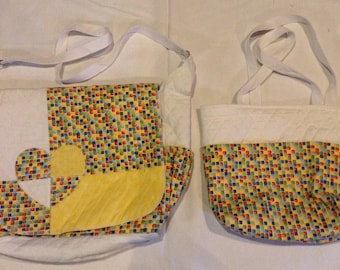 Baby Bags-Diaper Bags-Multi Color