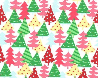 Michael Miller - Hollywood Pixies - Pixiewood Forest - Candy - CM8020 HOLL D - 100% cotton fabric - Fabric by the yard(s)